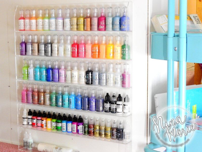 Craft Room Organization Quick Tips Nina-Marie Design