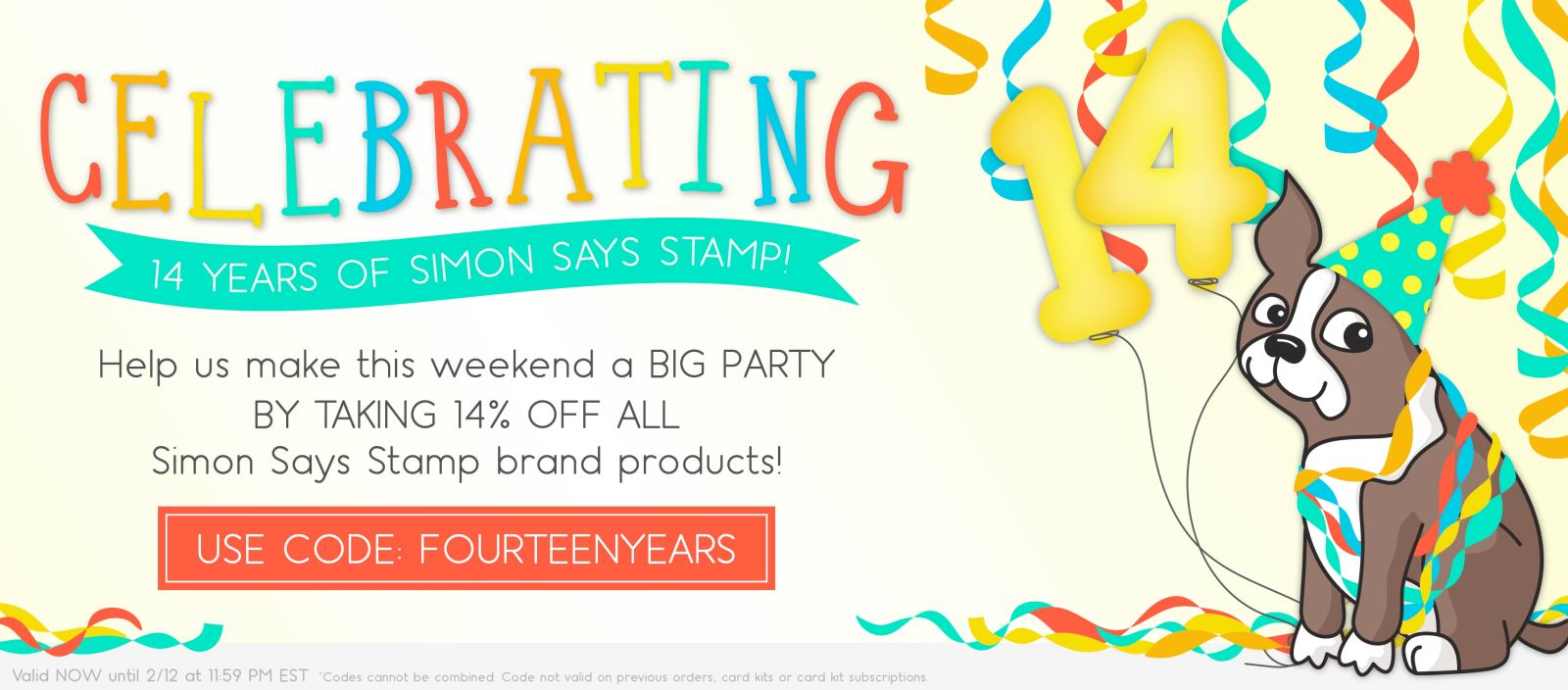 Simon Says Stamp Sale | Nina-Marie Design