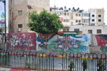 street art in Ramallah