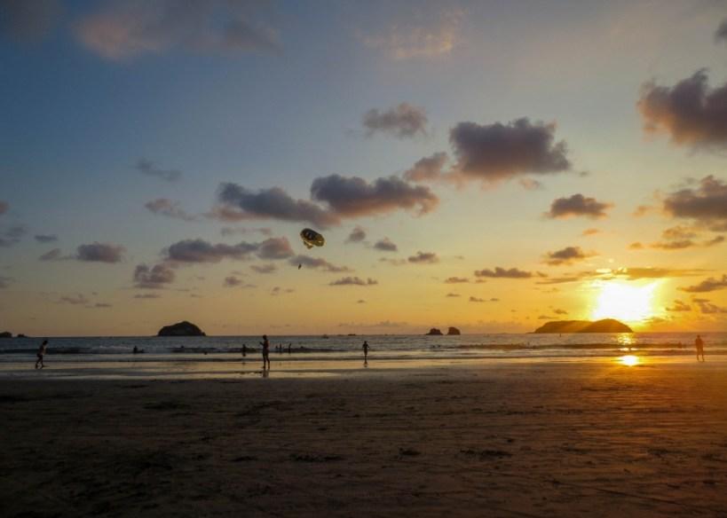 Espadilla Beach Manuel Antonio