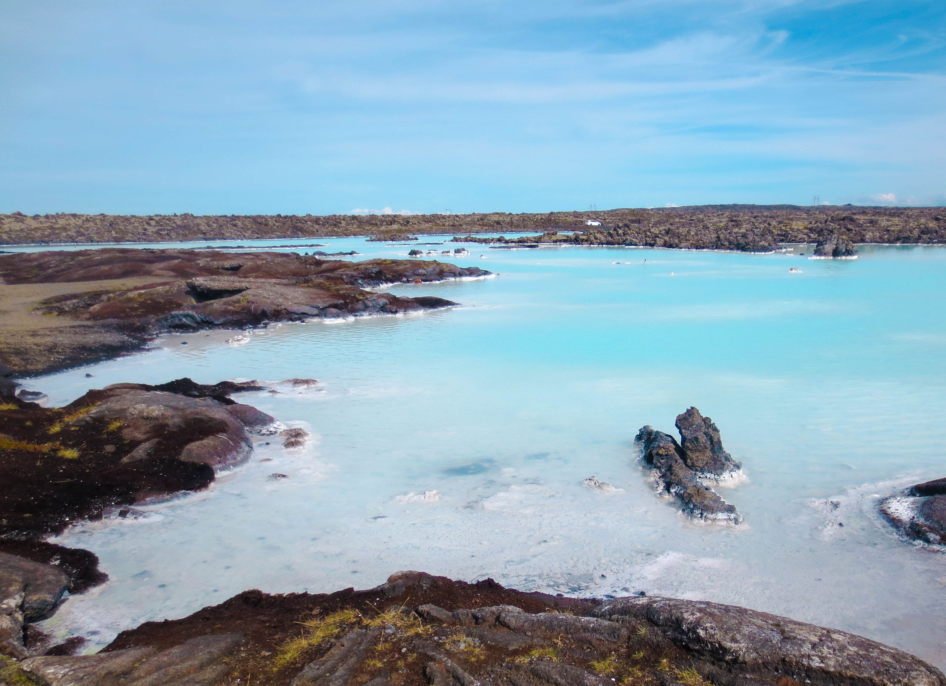 Iceland Pools Tips For Visiting The Blue Lagoon And City