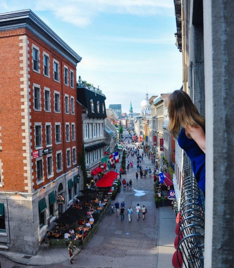 Auberge du Vieux Port Montreal