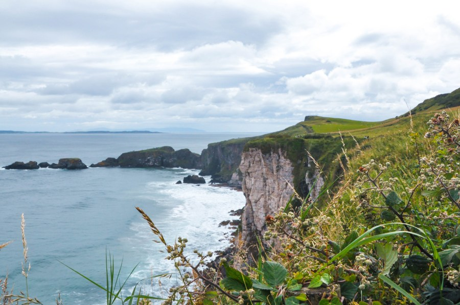 Northern Ireland shore to Carrick-a-rede