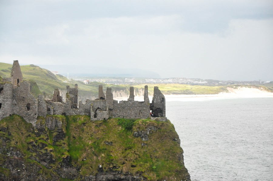 castle in northern ireland