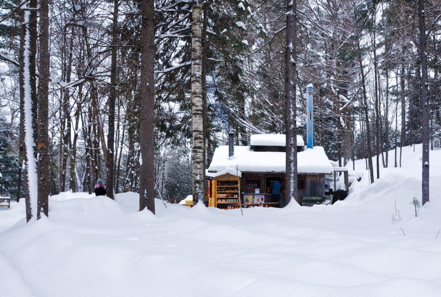 Omega Park sugar shack