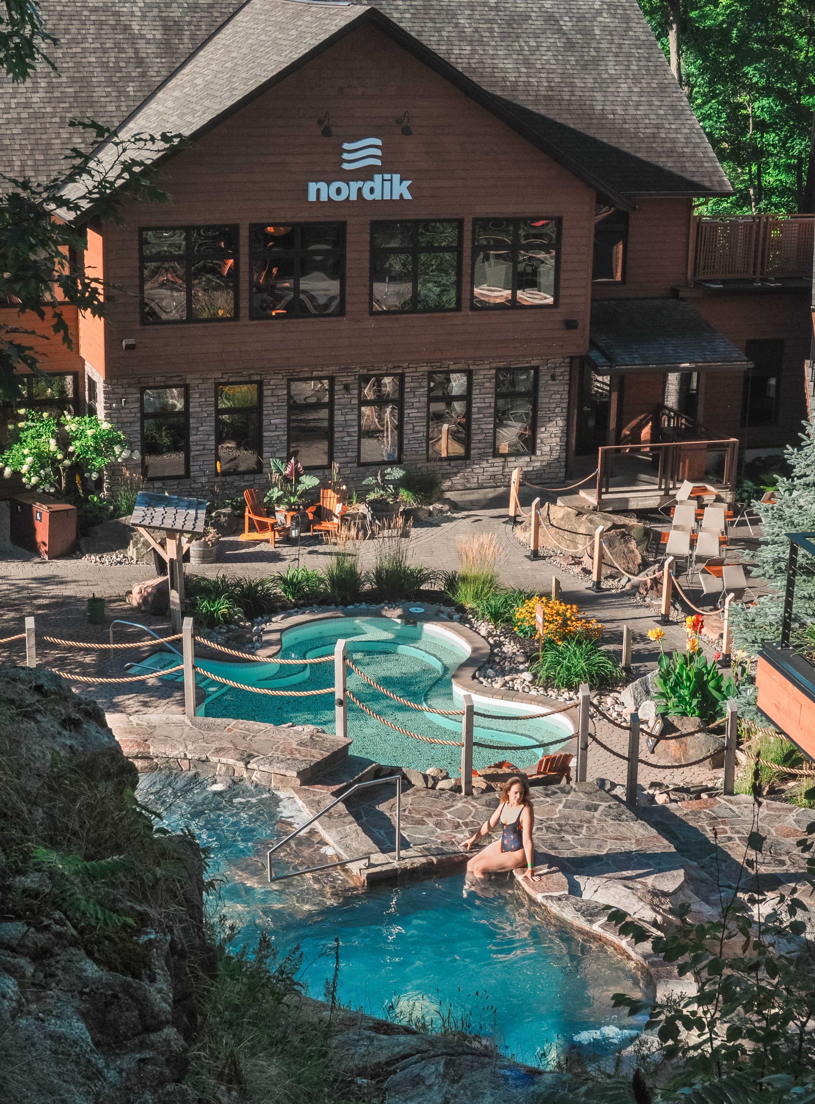 12 Ways to Relax and Unwind at the Nordik Spa: Ottawa's Luxury Escape