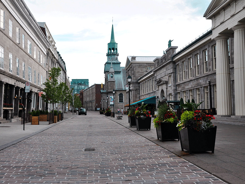 Old Montreal Itinerary