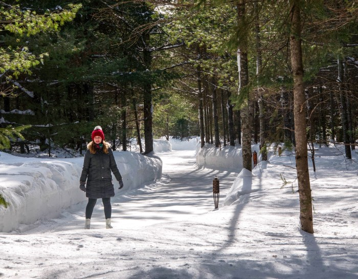14 Spectacular Winter Getaways in Ontario and Quebec