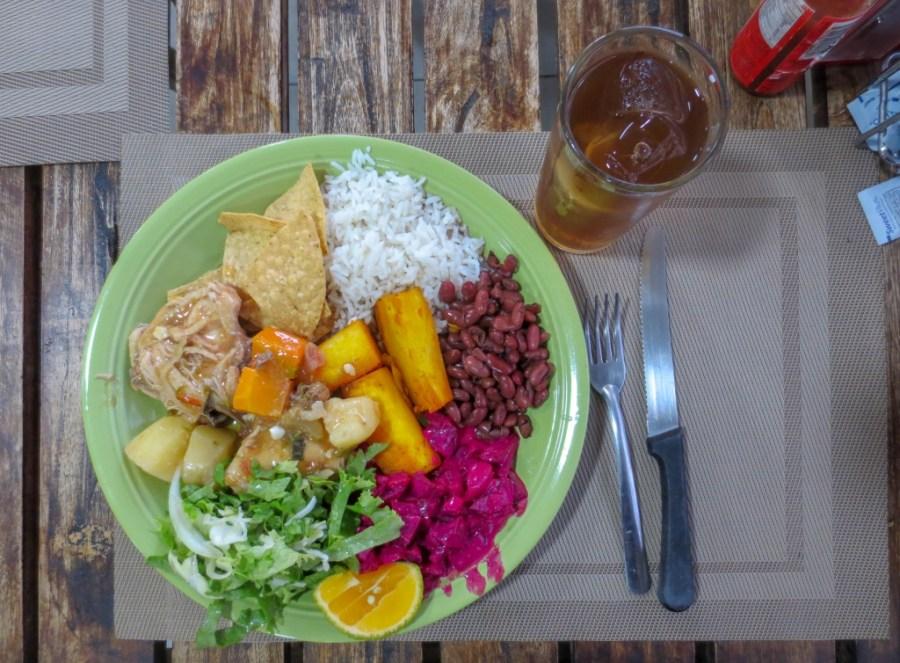 restaurants in Playa Hermosa