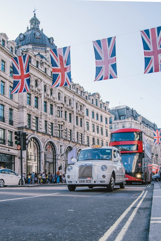 4 days in London itinerary