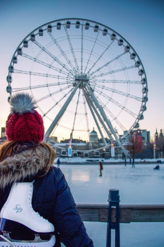 Things to do in Montreal Winter