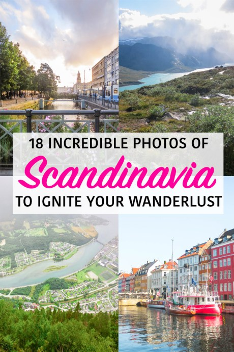 scandinavia travel photos