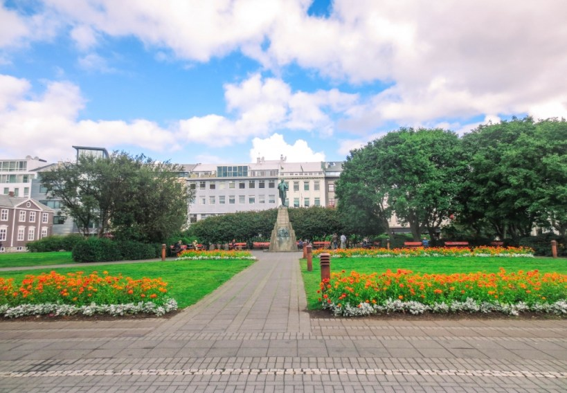 reykjavik parliament