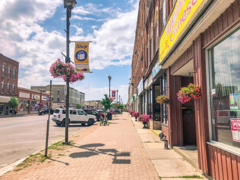 Kent Street West - Lindsay Ontario