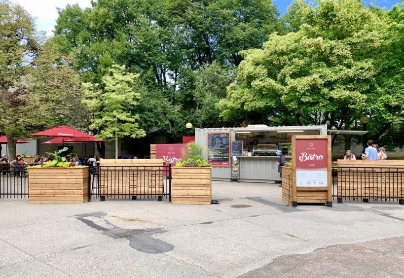 Bistro - Confederation Park