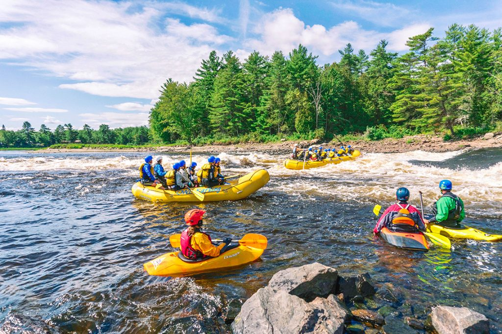 white water rafting ottawa