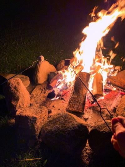 Saunders Farm Campfire