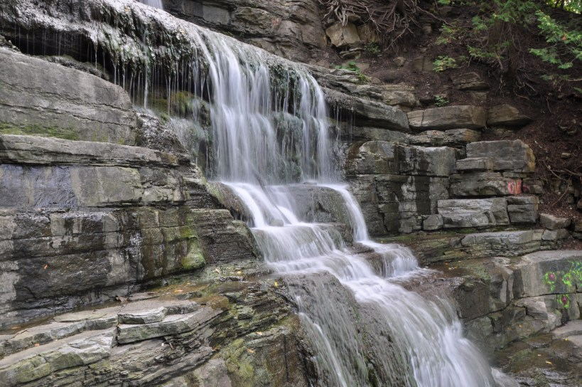 How to get to Princess Louise Falls