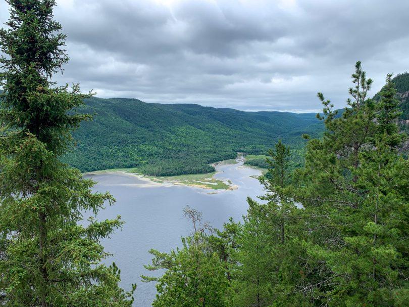Hiking Saguenay Fjords National Park