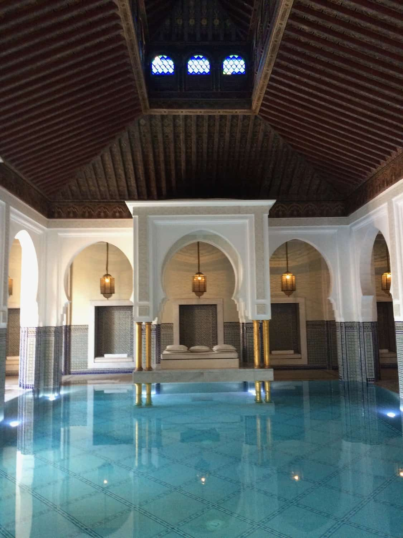 Visiting a Moroccan Hammam