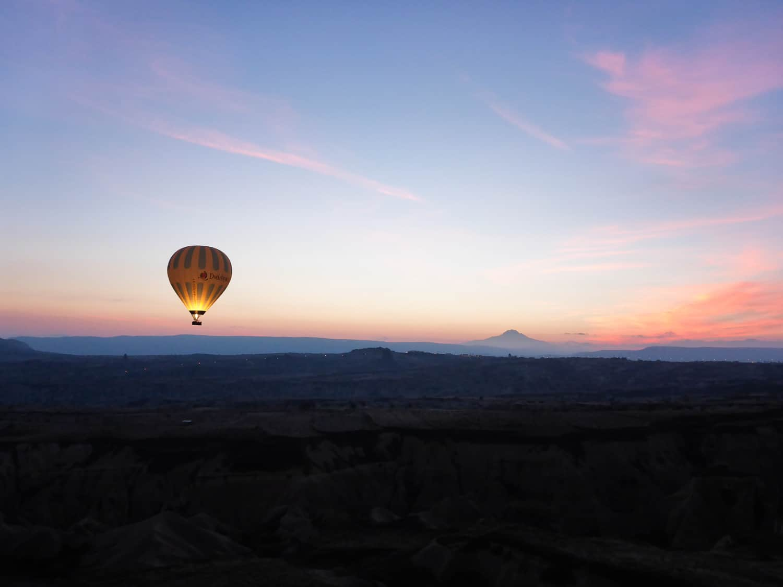 Hot Air Ballooning in Cappadocia: From Fairy Chimneys to Flying High
