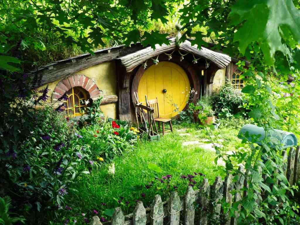 Hobbiton: A Movie Set Adventure
