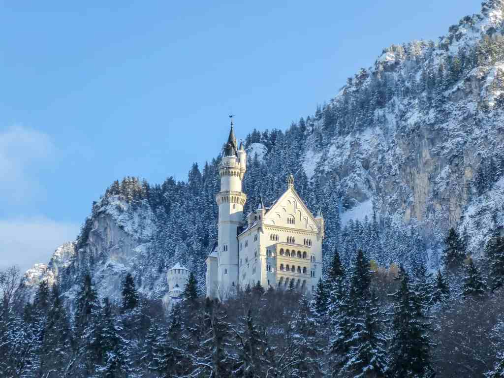 Why You Should Visit Neuschwanstein in Winter