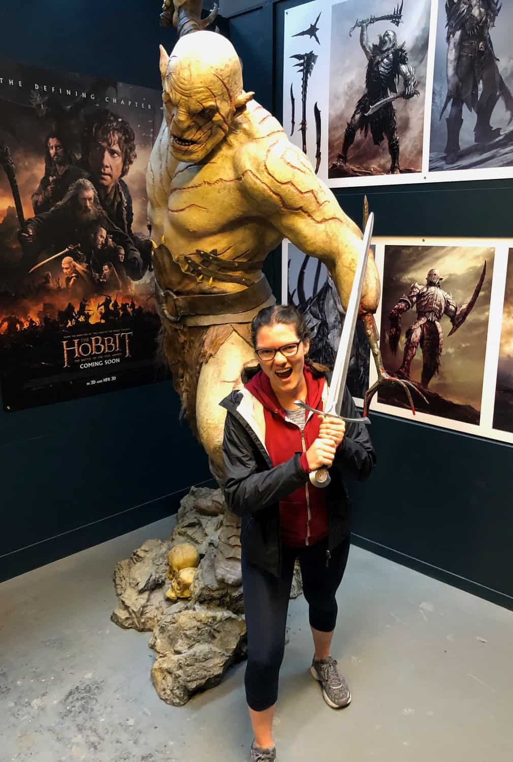 Weta Workshop: Stepping Behind the Movie Magic