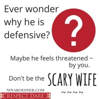 Wondering why heis defensive-