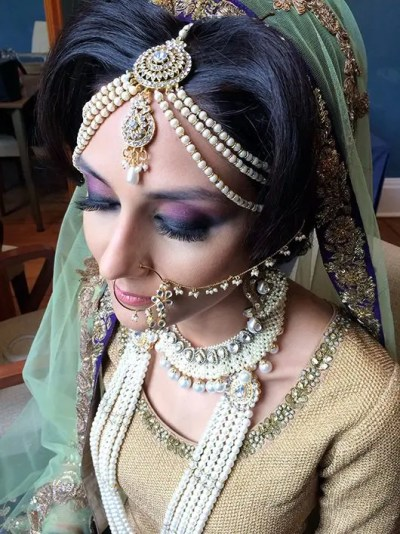 International Bridal Makeup | Nina Ubhi Makeup Artist