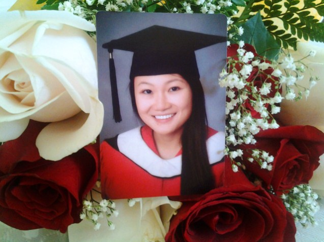 Binland Lee, Boston University Graduate 2013