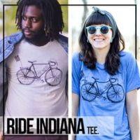 Ride Indiana Tee