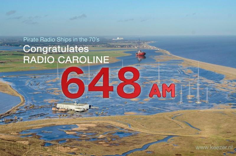 Image result for radio caroline 648