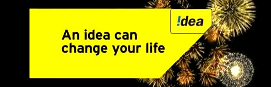Idea-Diwali-Advertisemnt-2