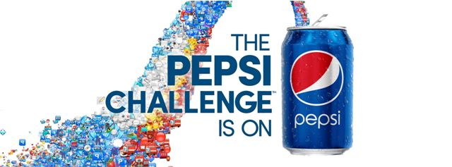"Pepsi ""Challenger"" Is Back"