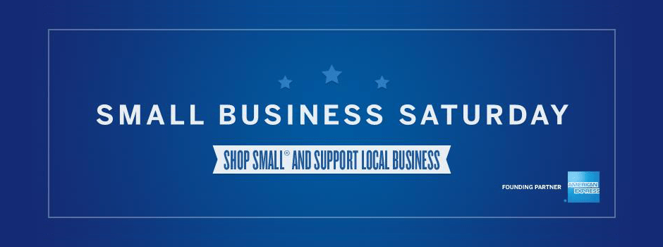 """AMERICAN EXPRESS """"Small Business Saturday"""""""
