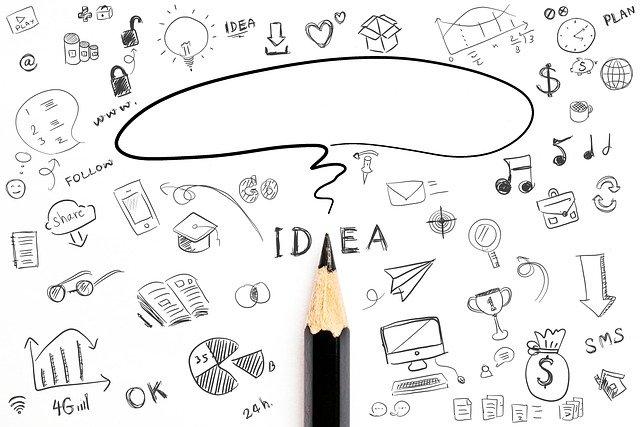 Idea Concept Doodle Business  - Saydung89 / Pixabay