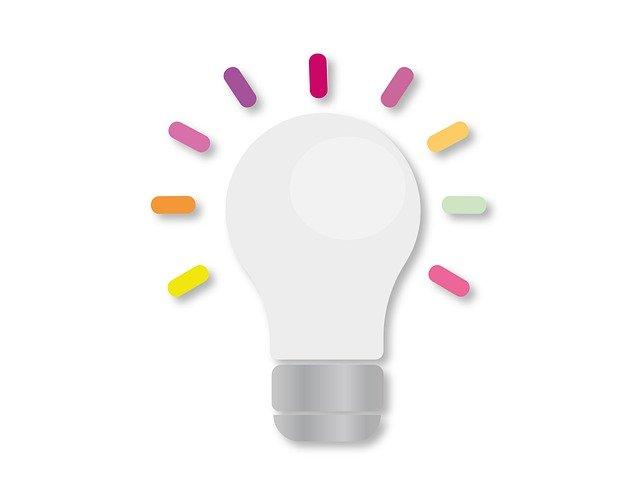 Light Bulb Light Idea Enlightenment  - Alexandra_Koch / Pixabay