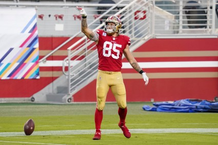 SF 49ers: George Kittle set yet another record in Week 4 loss to Eagles