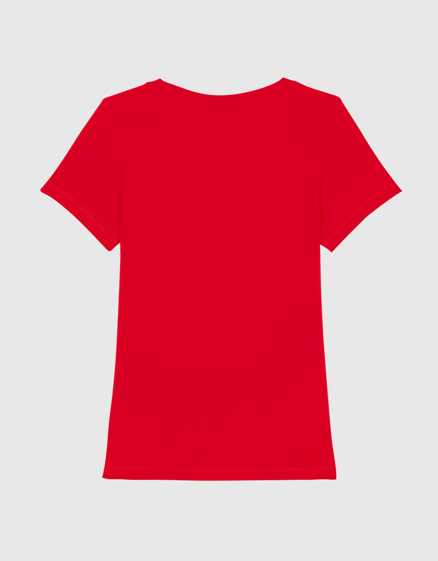 t-shirt organica free donna ninesquared