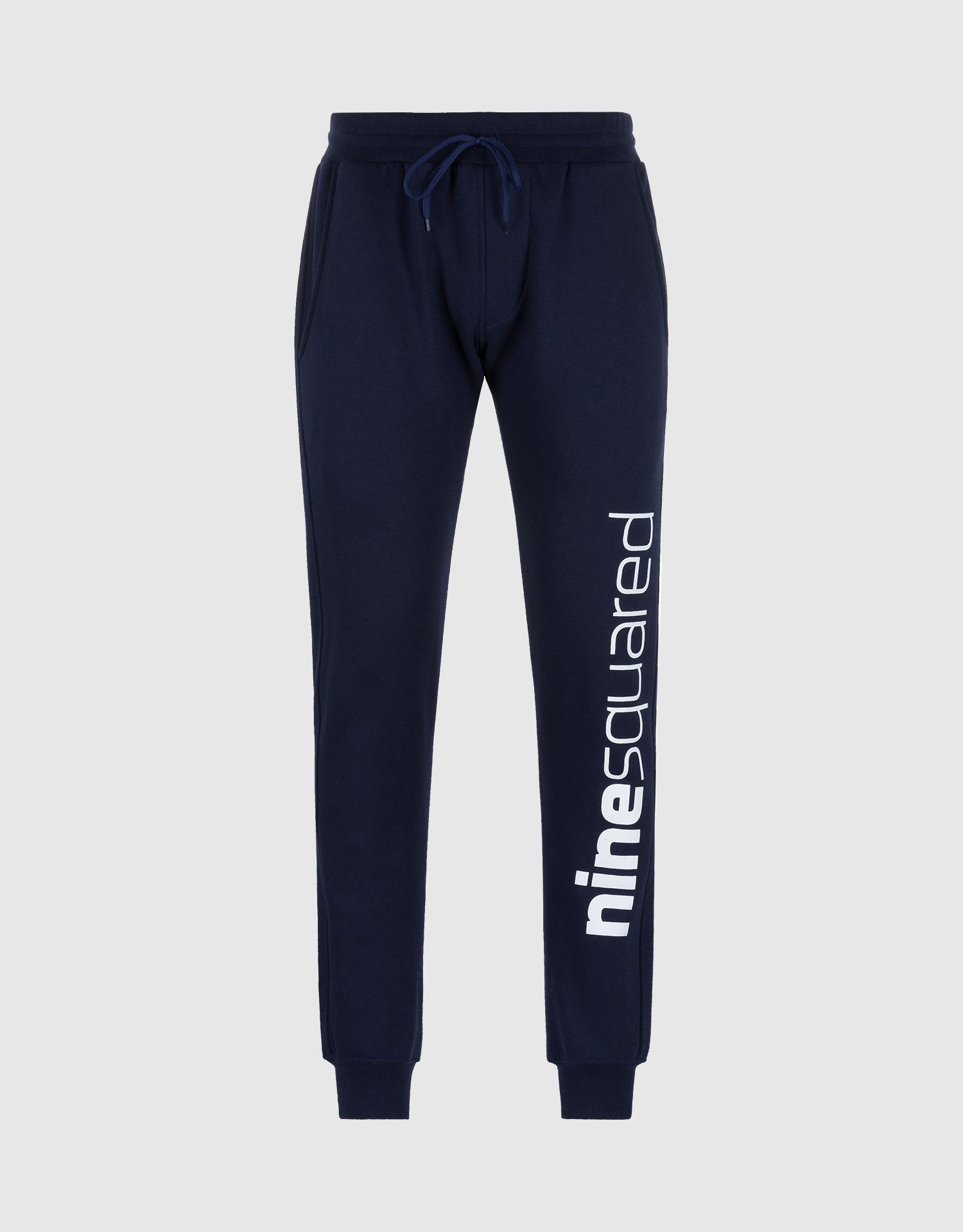 pantaloni lunghi felpati genio ninesquared
