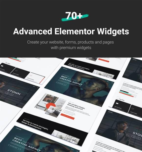 WordPress Elementor Widgets
