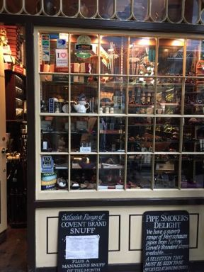 Covent Garden old shop