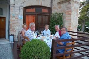 Friends at Re Squarchio