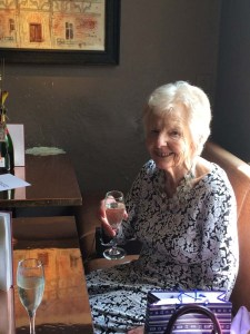 Happy 90th Grannie...looking good!