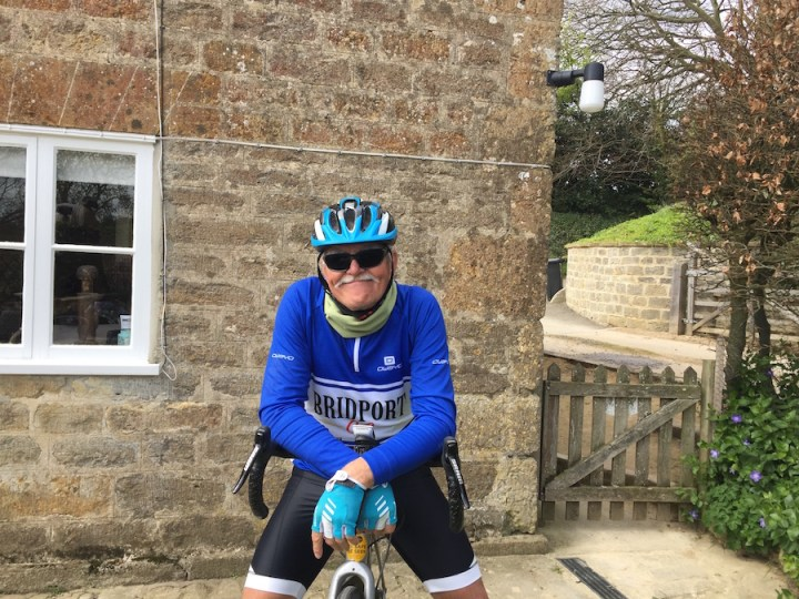 Note Number 26… My Husband is A Cyclist…
