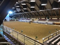 Large indoor School