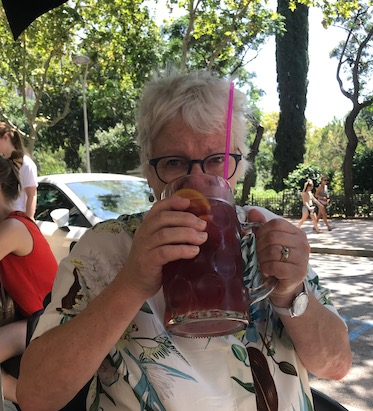Note Number 68…Barcelona (or Barca as The Man calls it!)