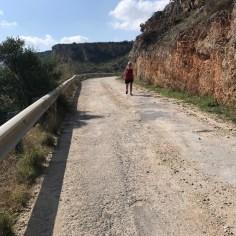 Tiziana Walking (sounds like a song title)