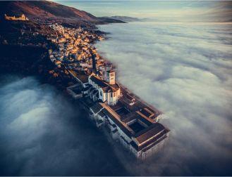 """La basilica di San Francesco, ad Assisi, si è aggiudicata il primo posto nella categoria """"Travel"""""""